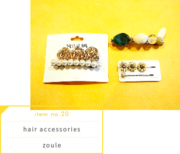 hair accessories/zoule